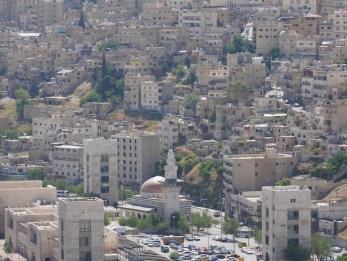 In de straten van Amman