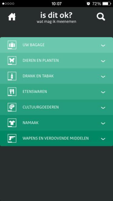 Is dit ok reis app