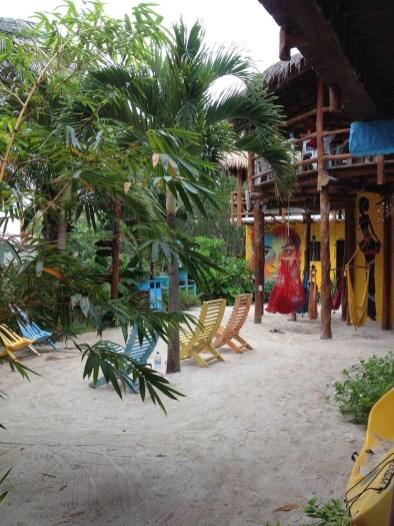 Isla Holbox hostel tribu