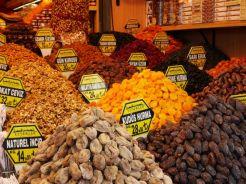 Istanbul Kruidenmarkt