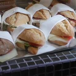 Italiaanse broodjes Hannover