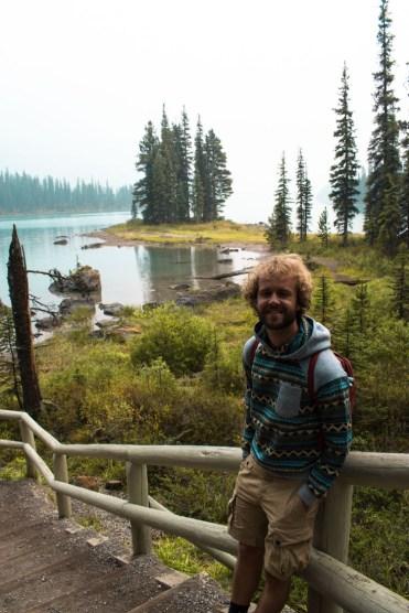 Jasper National Park Spirit Island Canada