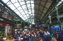 Kerstshoppen Londen markt