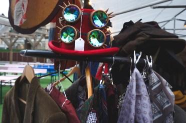 Kerstshoppen Londen marktjes