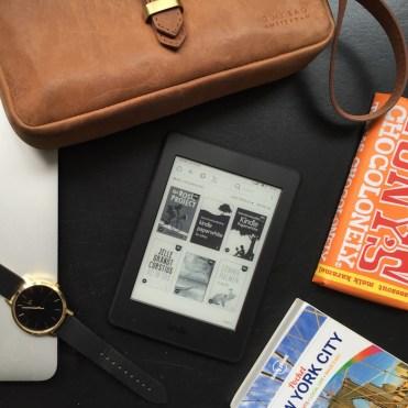 Kindle eReader paperwhite van Amazon