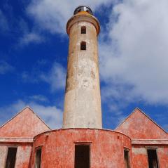 Klein Curacao vuurtoren