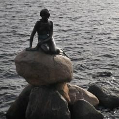 Kleine zeemeermin Kopenhagen