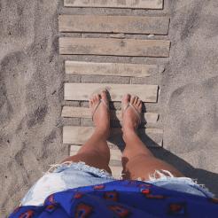 Kreta rethymnon griekenland strand