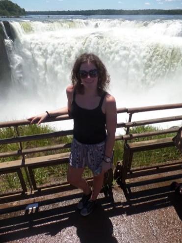 Laura in Paraguay