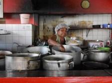 Local food plasa bieu curacao willemstad