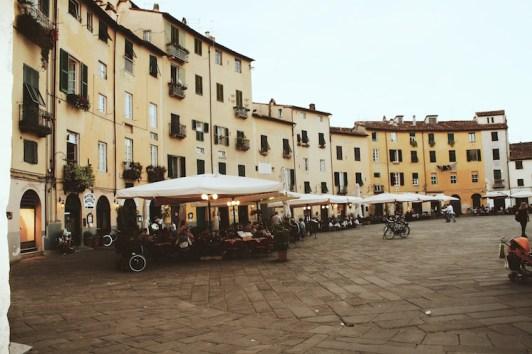 Lucca Toscane hoogtepunten