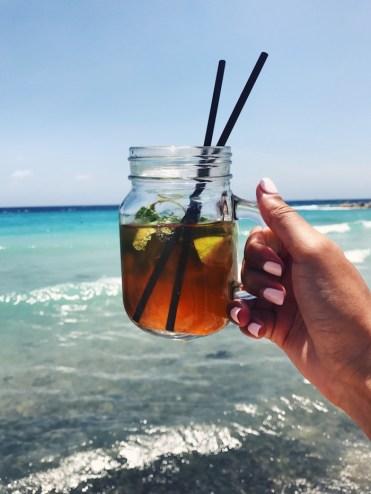 Lunch Curacao koko's 3