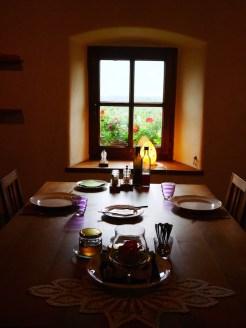 Majerija vipava slovenie ontbijt