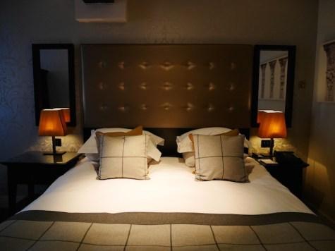 Malmaison hotelbed belfast