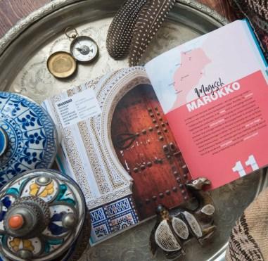 Marokko hoofdstuk backpack bestemmingen
