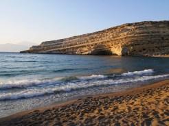 Matala mooiste stranden Kreta