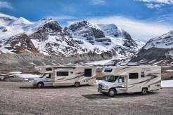 Met de camper op reis in Canada