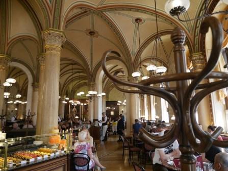 Mooi cafe central wenen