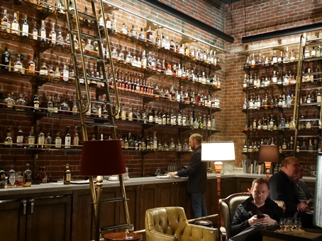Multnomah Whiskey Library Portland