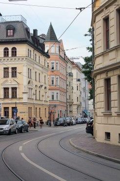 Munchen straten