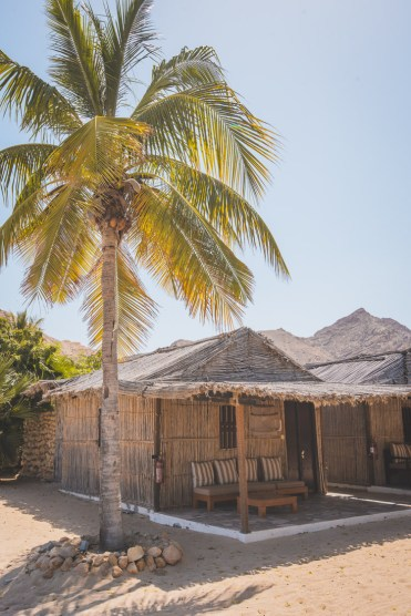 Muscat hills beach resort