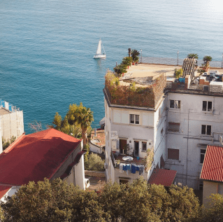 napels-amalfi-kust-zee