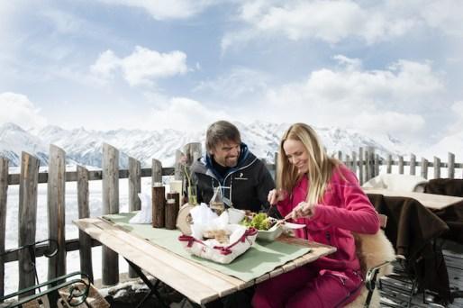 Oostenrijk ski in ZIllertral
