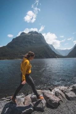 Paklijst Nieuw Zeeland hike outfit legging