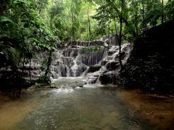 Palenque watervallen
