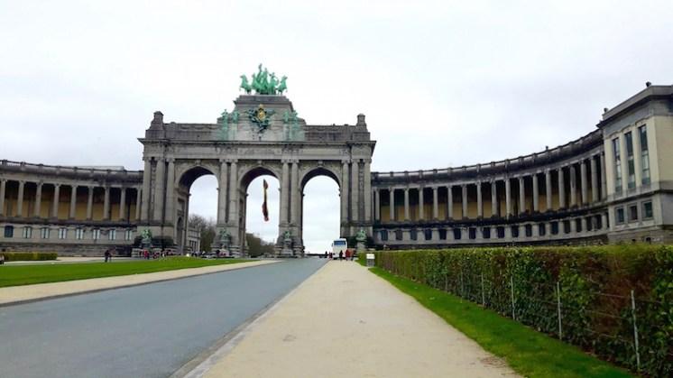 Parcducinq Brussel