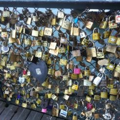 Parijs liefdesslotjes