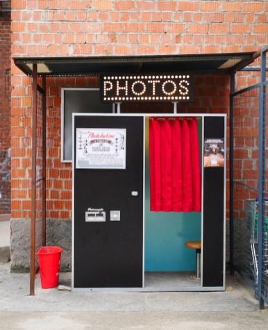 Photobooth fotohokje berlijn friedrichshain arena
