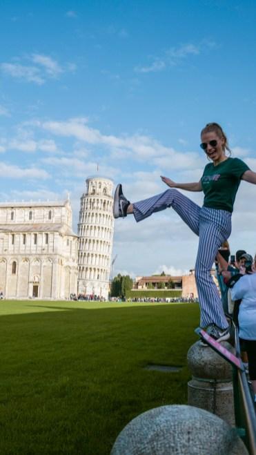 Pisa (2) toren foto