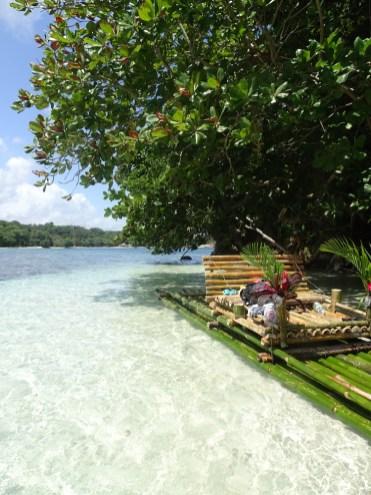 Raften Monkey Island Port Antonio
