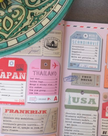 recepten inhoudsopgave reishonger kookboek