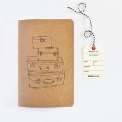 Reisdagboek koffers