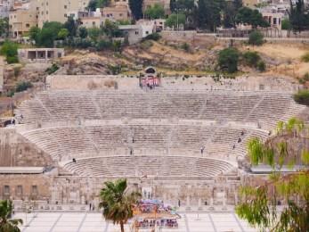 Romeins amfitheater amman