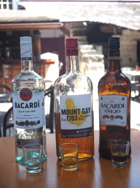 Rum Runners rum tour