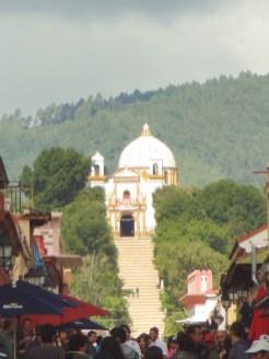 San Cristobal de las Casas Iglesia de Guadelupe