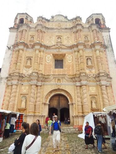San Cristobal de las Casas Santo Domingo