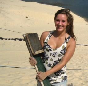Sanboarden brazilie
