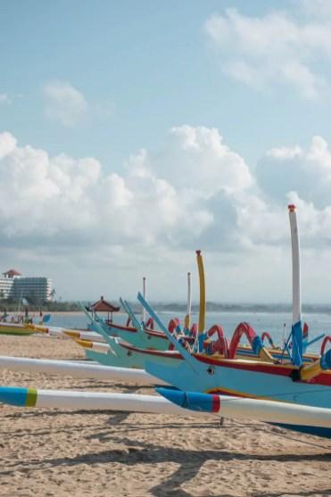 Sanur Bali strand beach