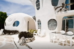 Seashell house airbnb