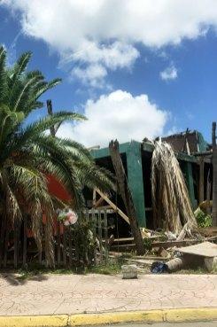 Sint-Maarten Franse-deel-ravage na orkaan irma
