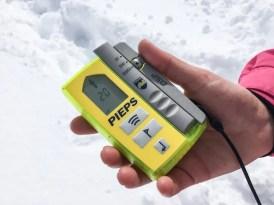 Skigebied Montafon lawine pieper