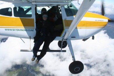 Skydiven New Zeeland