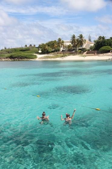 Snorkelen Aruba jolly pirate