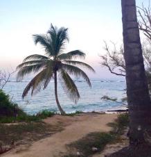 Stranden Colombia tayrona