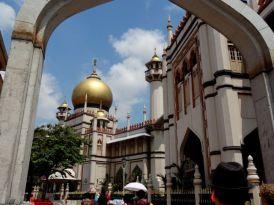 Sultan moskee singapore