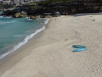 Sydney surfen bondi beach